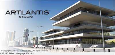 Artlantis Studio 4.1.7 windows 64-bit 32-bit