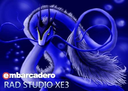 Embarcadero RAD Studio XE3 17.0.4625