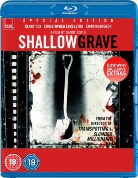���������� ������ / Shallow Grave (1994) BDRemux 1080p