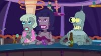 �������� - 7 ����� / Futurama (2012) WEB-DLRip