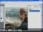 Видеоуроки от Максима Басманова по Adobe Photoshop CS3 (2009) DVDRip