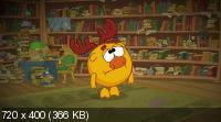 Смешарики. Избранное. Выпуск 2 (2004-2011) BluRay + BDRip 1080p / 720p + HDRip