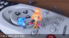 Фиксики: Любимые серии Нолика (1-10 серии из 10) (2010-2012) DVDRip / 1,0 Gb [Лицензия]
