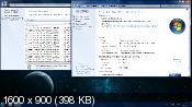 Windows 7 Профессиональная SP1 Lite Rus (x86+x64) 21.06.2012