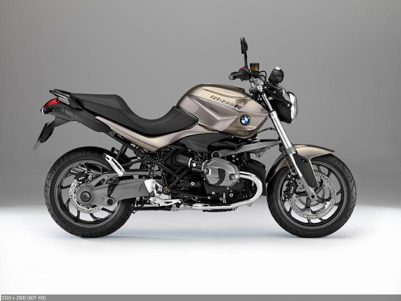 Нейкед BMW R1200R 2013