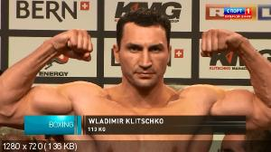 Владимир Кличко VS Тони Томпсон (2012) HDTV 1080i + HDTV 720p + SATRip