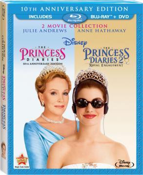 Дневники принцессы / The Princess Diaries (2001) BDRip 1080p