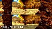 Двигай время! в 3Д / Los ilusionautas 3D Вертикальная анаморфная