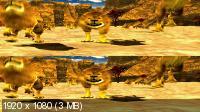 Двигай время! 3D / Los ilusionautas 3D (2012) BDRip 1080p