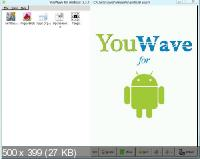 YouWave for Android 2.3.1 [Windows, ENG]