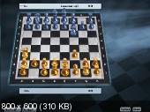Шахматы с Гарри Каспаровым (2004) RU / PC | RePack