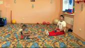 Утренняя зарядка для малышей от 3 до 4 лет (2011) DVDRip