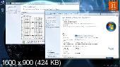 Windows 7 Профессиональная SP1 Русская (x86+x64) 31.07.2012