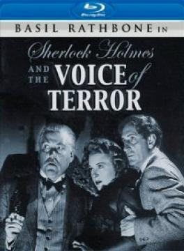Шерлок Холмс и голос ужаса / Sherlock Holmes and the Voice of Terror (1942) Blu-Ray Remux 1080p