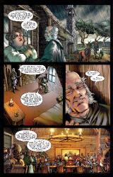 A game of thrones (9 part comics)