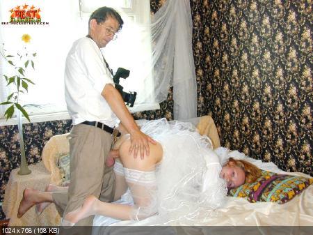 любительское фото видео первой брачной ночи
