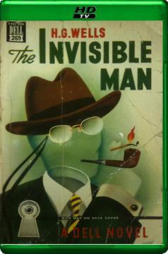Человек-невидимка / The Invisible Man (1993) HDTVRip 720p