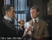 Приключения Шерлока Холмса и доктора Ватсона: Кровавая надпись (1979) DVDRip