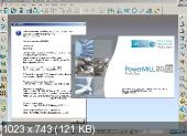 Delcam PowerSHAPE 2013 SP0 + PS-Catalogues 2013 SP0 + Обновление SP1 (2012/ML/RUS)