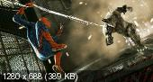 Новый Человек-паук / The Amazing Spider-Man (2012/RUS/ENG/Multi6/RePack)