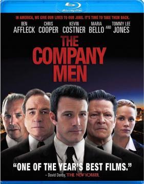В компании мужчин / The Company Men (2010) BDRemux 1080p