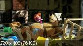 Маша и Медведь. Осторожно ремонт (2012) HDTVRip