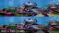 Дельфин: История мечтателя 3D / El delfin: La historia de un sonador 3D (2009) BDRip 1080p