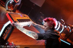 Celldweller - Live Upon A Blackstar (2012) DVD9