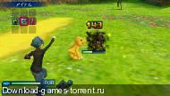 Digimon World Re:Digitize [JAP][ISO] (2012) PSP