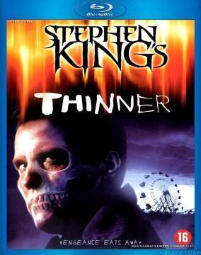 Худеющий / Thinner (1996) BDRip 720p