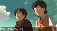 Ловцы забытых голосов / Hoshi wo Ou Kodomo (2011) BDRip 720p + BDRip 2100/1400 Mb