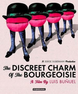 Скромное обаяние буржуазии / Le charme discret de la bourgeoisie / The Discreet Charm Of The Bourgeoisie (1972) BDRemux 1080p