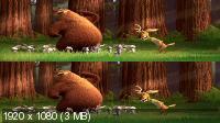 Сезон охоты 3D / Open Season 3D (2006) BDRip 1080p