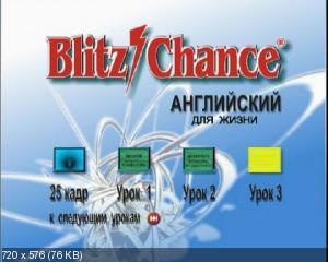 Blitz Chance. Английский для жизни 25 Кадр (2008) 8xDVD5