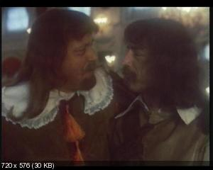 Мушкетеры 20 лет спустя (1992) 2xDVD9