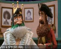 ��� ����� ����� �������? / The Pirates! So You Want To Be A Pirate! (2012) DVD5 + DVDRip