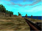 WWII Iwo Jima [Ru] (RePack) 2001  RG games Pilotus