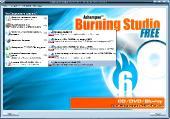 Ashampoo Burning Studio Free 6.81