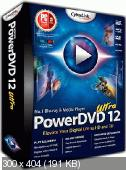 CyberLink PowerDVD Ultra 12.0.1905c.56 RePack (2012)