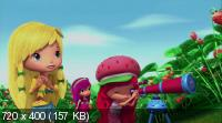 �������� ����������: ���� ����� / The Strawberry Shortcake Movie: Sky's the Limit (2009) HDRip