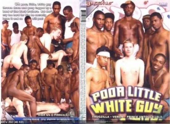 poor little white guy