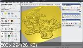 T-Flex CAD 9 (анализ, раскрой, ЧПУ) + ArtCAM Pro 9 Portable x86