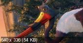 Замбезия / Zambezia (2012) BDRip 720p+HDRip(1400Mb+700Mb)+DVD5