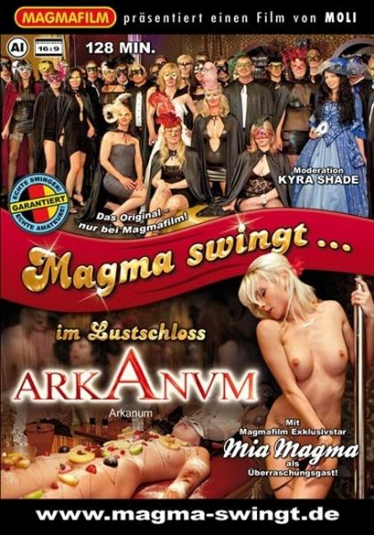 Magma swingt ... im Lustschloss Arkanum / Магма свинг ... в Дворце Удовольствий (Moli, Magma)