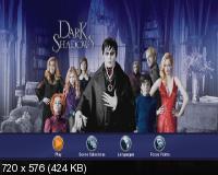 Мрачные тени / Dark Shadows (2012) DVD9 + DVD5