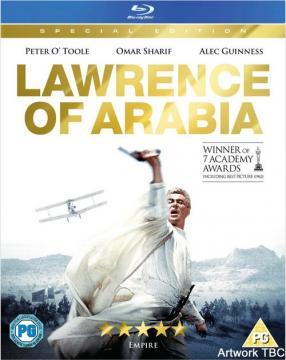 Лоуренс Аравийский / Lawrence of Arabia (1962) BDRip 1080p