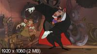 ������� ������� ����� / The Great Mouse Detective (1986) BDRip 1080p / 720p + BDRip