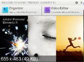 Adobe Premiere Elements v11.0 Multilingual