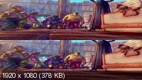 Золушка: Полный вперед! 3D / Cendrillon au Far West 3D (2012) BDRip 1080p