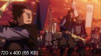 Эпоха смут: Последняя вечеринка / Gekijouban Sengoku basara: The Last Party (2011) HDRip